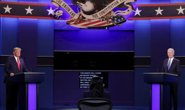 Em debate mais contido, Trump e Biden divergem sobre pandemia e trocam ataques pessoais
