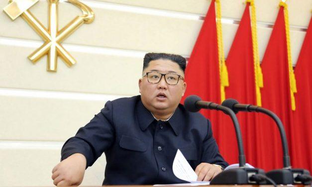Coreia do Norte quer população em casa contra 'nuvem de covid' da China