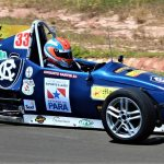 Na liderança, piloto paraense disputa quatro provas na Fórmula Vee