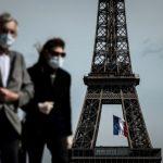 Visitas à Torre Eiffel despencam 80% com pandemia