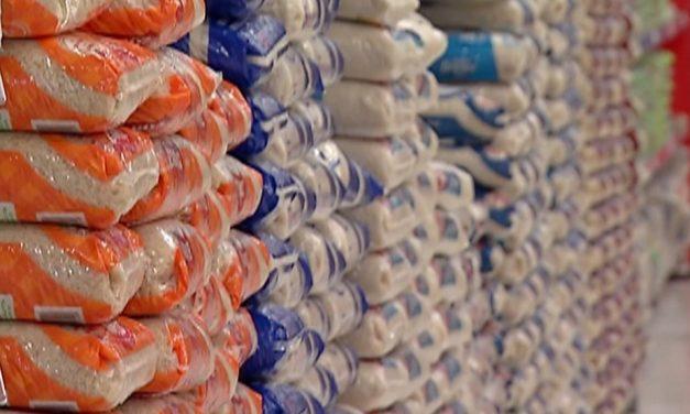 Preço do arroz continua em alta, aponta Dieese