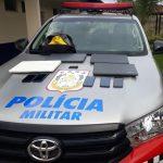 PM prende homem suspeito de roubar loja de eletrônicos no bairro do 40 Horas, em Ananindeua