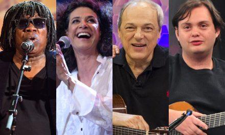 Simone, Milton Nascimento, Toquinho e Yamandu Costa e mais shows pra ver em casa
