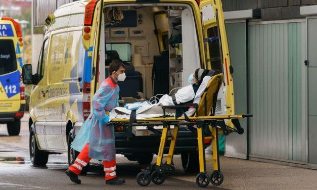 Espanha declara novo estado de emergência por segunda onda de coronavírus