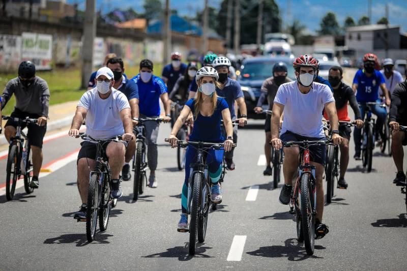 Governo do Pará entrega nova rodovia do Tapanã para a população de Belém