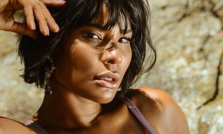 Suyane Moreira, musa inspiradora de Mulher-Maravilha brasileira, conta que já sofreu preconceito por biotipo