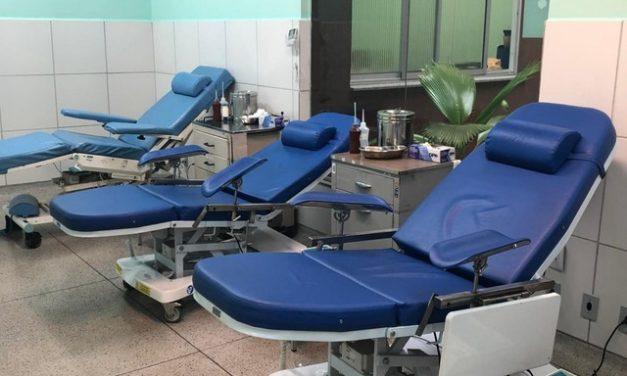 Hemocentro do Piauí convoca doadores após cancelamento de cirurgias em Teresina