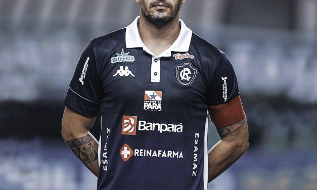 Com detalhes retrô, Remo lança camisa para comemorar os 115 anos do clube.