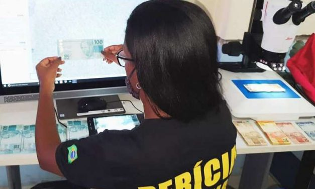 Mais de R$ 6 mil em cédulas falsas de 100 reais estavam em circulação no Pará