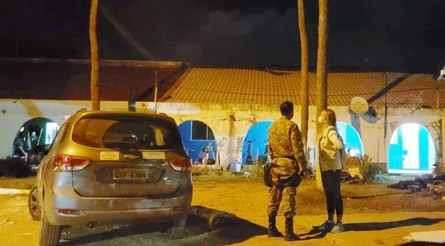 Quatro turistas acusados de falsificar exames da Covid-19 para entrar em Fernando de Noronha são presos