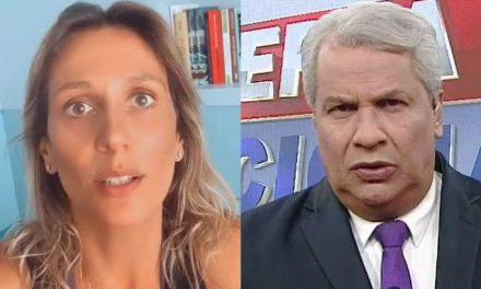 Luisa Mell processa Sikêra Jr e diz que RedeTV! dá cano em funcionários