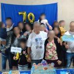 Festa surpresa deixa seis com Covid-19 e 16 da mesma família com suspeita: 'Pesadelo'