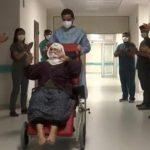 Idosa com 120 anos e 100 netos se recupera da covid-19 na Turquia