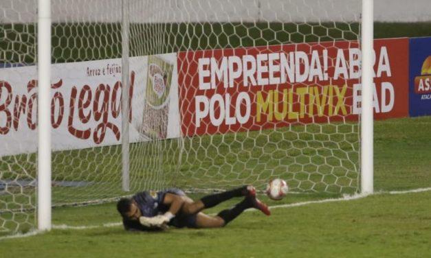 Paysandu empata com Manaus e se complica na Série C