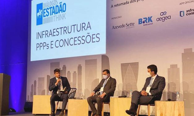 Em São Paulo, Helder Barbalho afirma que o Pará está preparado para avançar em infraestrutura