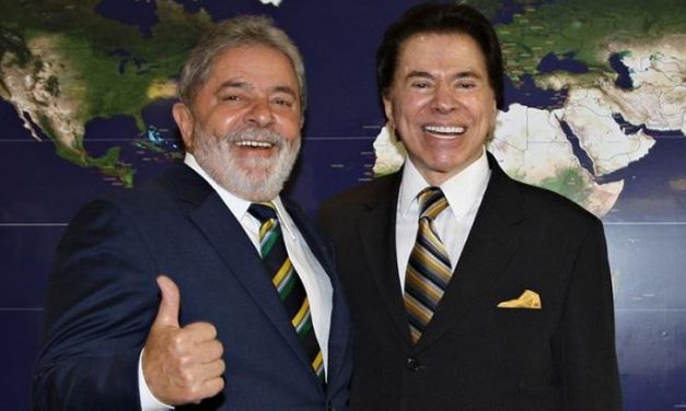 Silvio Santos presidente teria Lula, mas SBT foi contra candidatura, revela ex-vice