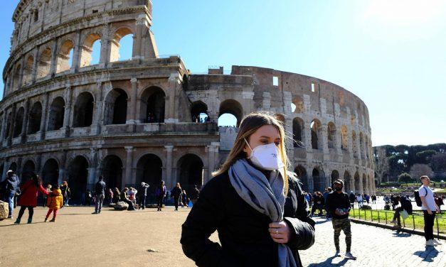 Criação de 'zonas vermelhas' na Itália por causa da covid-19 revolta governadores