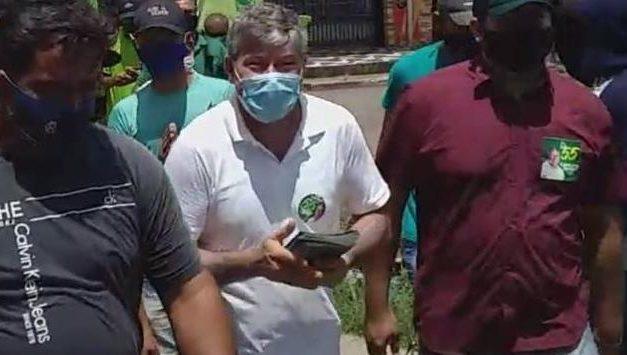 Candidato à Prefeitura de Ananindeua, Carlito Begot é acusado de sequestro e ameaça de morte