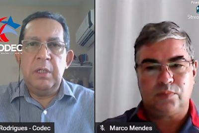 Codec discute projetos para melhorar organização do Distrito Industrial de Barcarena