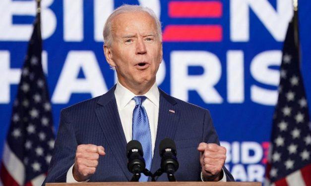 Joe Biden vence eleições e se torna o 46º presidente dos Estados Unidos