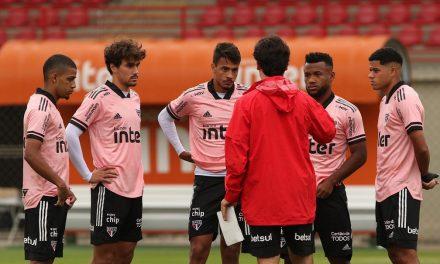 Cotia resolve: jogadores da base do São Paulo viram protagonistas em 2020
