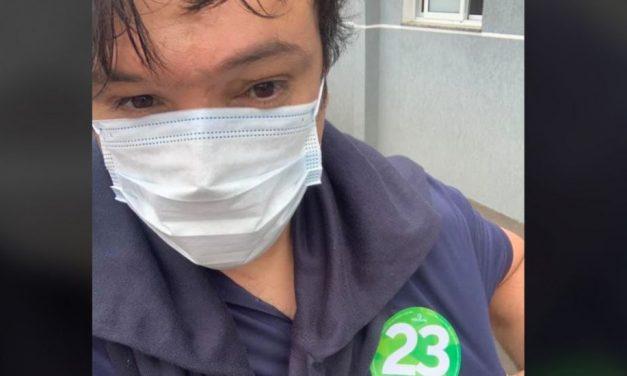 Ex-deputado condenado por homicídio de 2 pessoas vira cabo eleitoral no PR