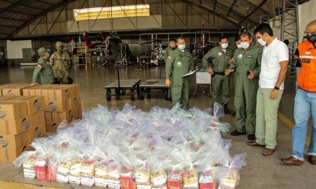 Governo do Pará envia suporte de alimentos e água ao Estado do Amapá