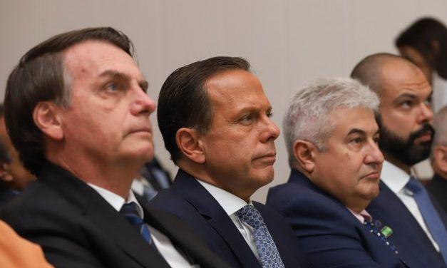 Governo de SP vê 'guerra' de Bolsonaro contra Doria na suspensão da CoronaVac pela Anvisa