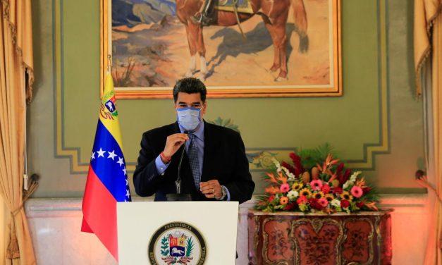 Maduro diz esperar retomada de diálogo com os EUA sob Biden na Presidência