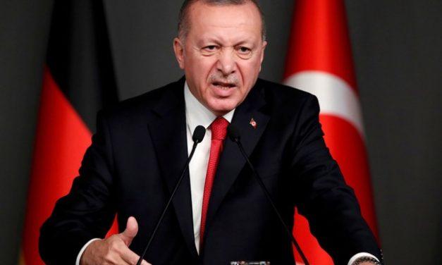 Próximo de Trump, presidente da Turquia felicita Biden pela eleição