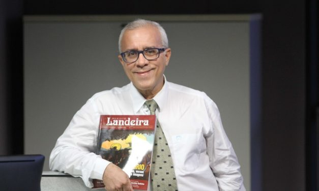 João Carlos Pereira, professor e jornalista, morre de Covid-19 em Belém