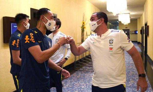 Sem Antony e Ibañez, seleção olímpica chega ao Cairo para jogos com Egito e Coreia do Sul