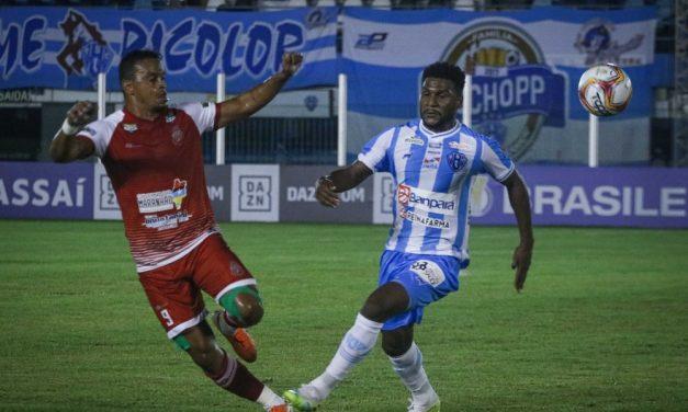Imperatriz tem seis jogadores com contratos que expiram na véspera da partida contra o Paysandu