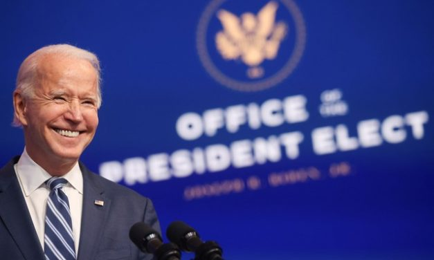 China parabeniza Biden pela vitória nas eleições dos EUA
