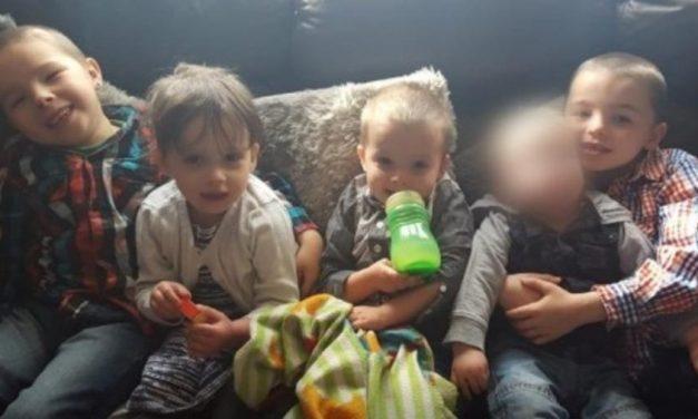 Quatro crianças morrem em incêndio depois de os pais dormirem fumando