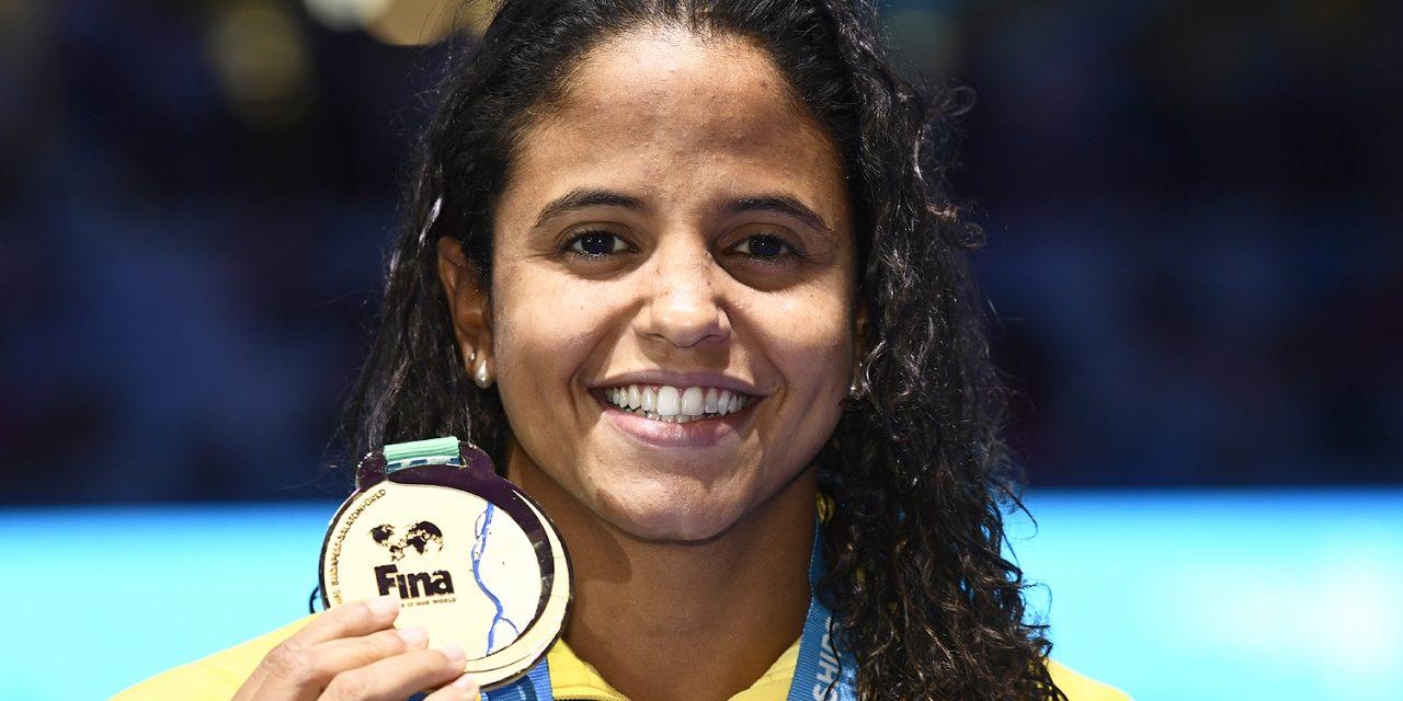 Etiene Medeiros fala da luta contra o  racismo no esporte