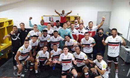 Santa Cruz pode superar melhor campanha da história na fase de grupos da Série C