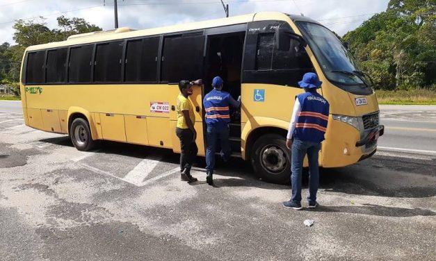 Arcon reforça fiscalização nas viagens para as eleições municipais