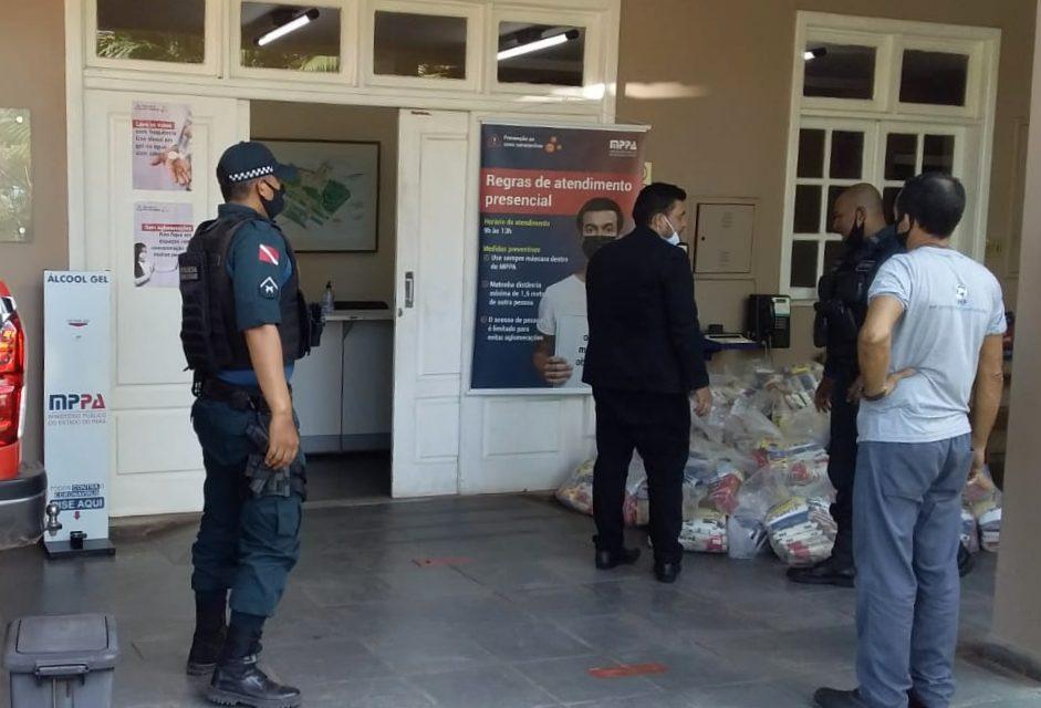 Suspeito de cometer crime eleitoral é preso pela PM em Abaetetuba