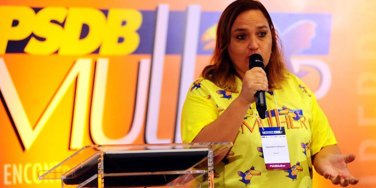 Francineti Carvalho, do PSDB, é eleita prefeita de Abaetetuba