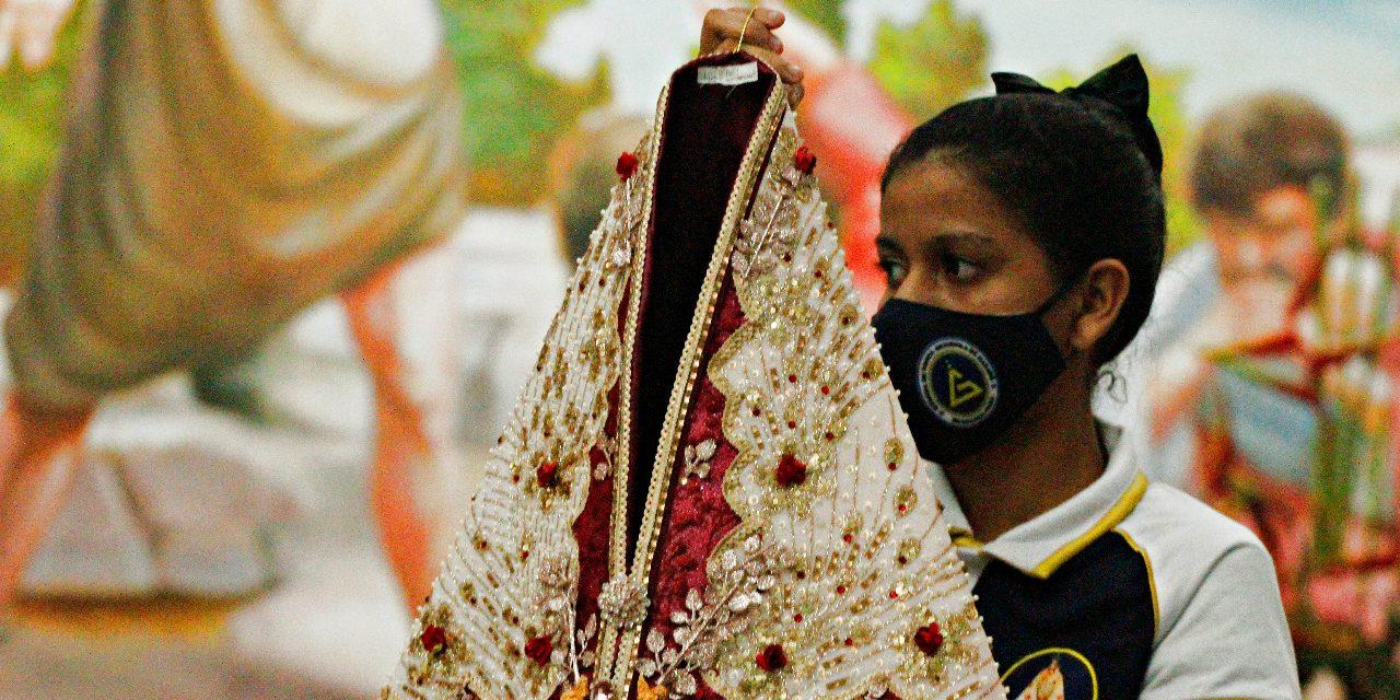 Missa solene encerra Festividade de Nazaré em Bragança