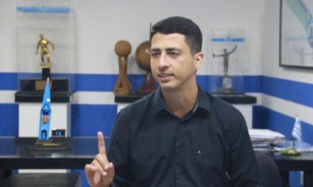 Paysandu prioriza busca por lateral e não descarta outros reforços, diz Felipe Albuquerque