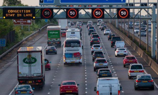 Reino Unido proibirá venda de carros a gasolina e diesel em dez anos