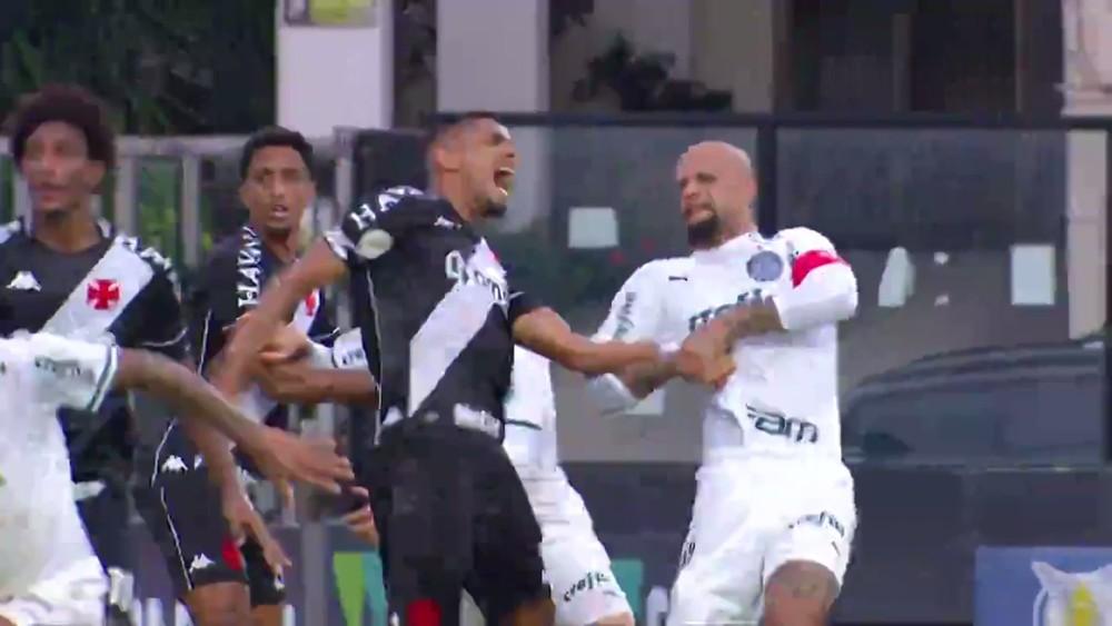 STJD denuncia Felipe Melo, do Palmeiras, e usa até declarações de lutadores do UFC