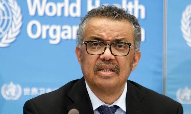 Etiópia acusa chefe da OMS de apoiar rebeldes no norte do país