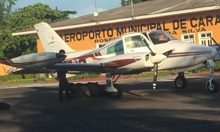 Piloto é preso com quase meia tonelada de drogas em aeroporto