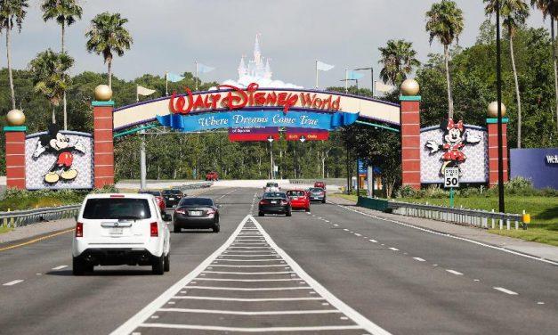 Jovem sob efeito de LSD é preso após agredir segurança em parque da Disney