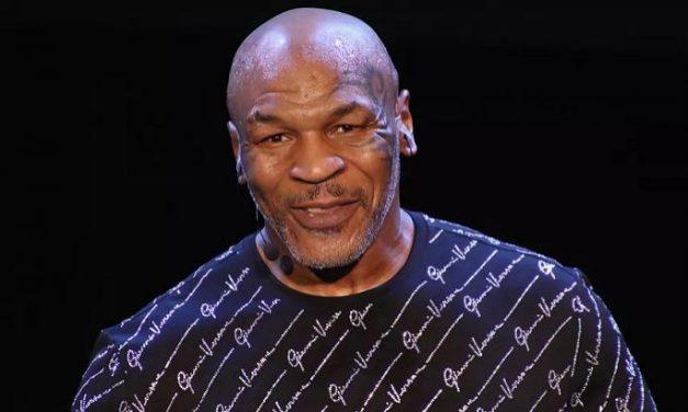 Globo prepara cobertura especial para retorno de Mike Tyson