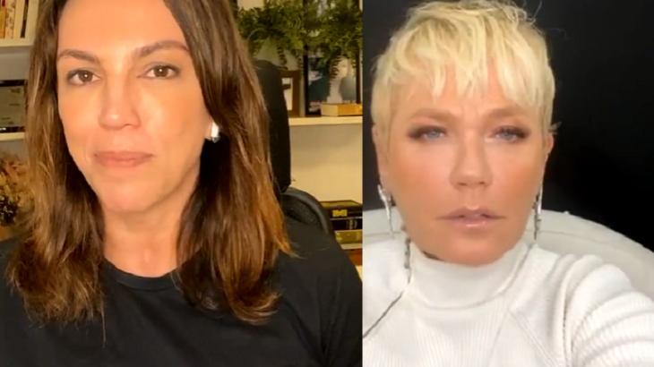 """Xuxa explica por que revelou abuso sexual no Fantástico: """"Queria ajudar"""""""