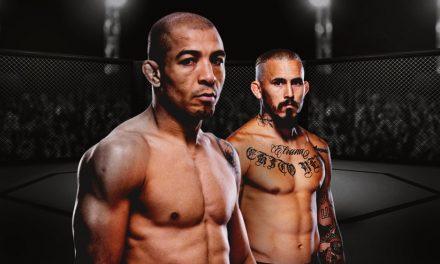José Aldo enfrenta Marlon Vera no último UFC do ano, em 19 de dezembro